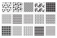 Abstracte naadloze patroonachtergrond Stock Foto