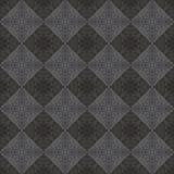 Abstracte naadloze patroonachtergrond Oude bestrating Stock Foto's