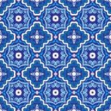 Abstracte naadloze siertegelsvector Royalty-vrije Stock Afbeeldingen