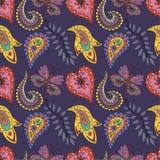 Abstracte naadloze textuur Stock Afbeelding