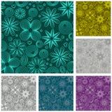 Abstracte naadloze textuur Royalty-vrije Stock Afbeeldingen