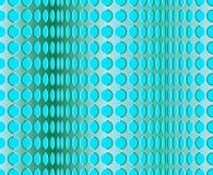 Abstracte naadloze vector lichtblauwe achtergrond vector illustratie