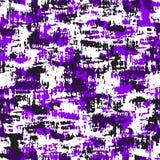 Abstracte naadloze vectortextuur Stock Fotografie
