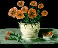 Abstracte Olie Royalty-vrije Stock Afbeelding