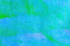 Abstracte olieverfschilderijachtergrond Royalty-vrije Stock Afbeelding