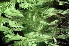 Abstracte olieverftextuur stock foto's
