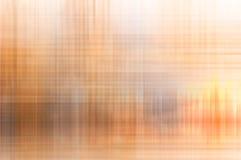 Abstracte onscherpe achtergrond die van de kruising van lijnen wordt gemaakt vector illustratie