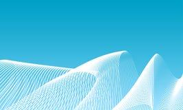 Abstracte ontwerpachtergrond Stock Foto's