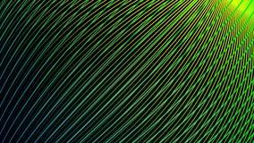 Abstracte ontwerpachtergrond van lijnen technologisch concept Abstracte motiestrook van lijnachtergrond, het glanzen lichten stock illustratie