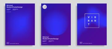 In abstracte ontwerpmalplaatjes stock illustratie