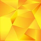 Abstracte oranje achtergrond. Royalty-vrije Stock Afbeelding