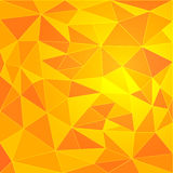 Abstracte oranje achtergrond Stock Foto's