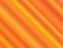 Abstracte oranje achtergrond met rode en gele stakingen Royalty-vrije Stock Afbeelding