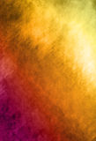 Abstracte oranje achtergrond of rode achtergrond met heldere kleurrijke achtergrond met uitstekende grunge achtergrondtextuurgradi Stock Foto