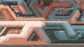 Abstracte Oranje Achtergrond voor Ontwerpkunstwerken Royalty-vrije Stock Afbeelding