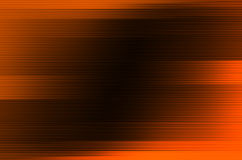 Abstracte oranje lijnenachtergrond Royalty-vrije Stock Foto's