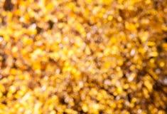 Abstracte oranje onduidelijk beeldachtergrond Stock Fotografie