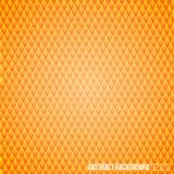Abstracte oranje pappige achtergrond Stock Foto
