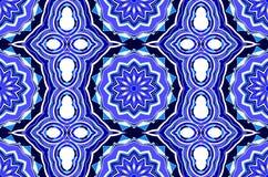 Abstracte ornamentachtergrond. Royalty-vrije Stock Afbeeldingen