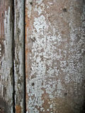 Abstracte oude retro houten achtergrond met barsten Royalty-vrije Stock Afbeelding