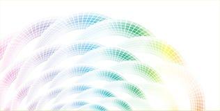 Abstracte pastelkleurachtergrond. Royalty-vrije Stock Afbeeldingen