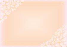Abstracte pastelkleurachtergrond met bokeh Royalty-vrije Stock Fotografie