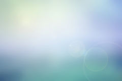 Abstracte pastelkleurhemel vage achtergrond Stock Foto