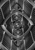 Abstracte patronen Stock Fotografie