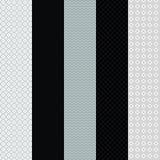 Abstracte patronen en achtergronden Royalty-vrije Stock Afbeelding