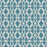Abstracte patronen in koele kleuren Royalty-vrije Stock Afbeelding
