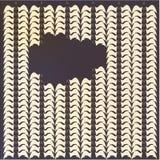 Abstracte Patroonachtergrond Royalty-vrije Stock Afbeelding