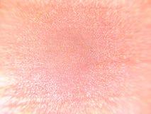 Abstracte perzik glanzende achtergrond Stock Foto