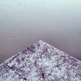 Abstracte piramide Stock Fotografie