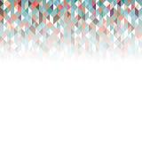 Abstracte pixelachtergrond Stock Foto