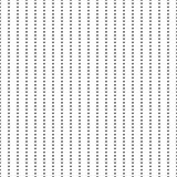 Abstracte Polka Dot Seamless Pattern Royalty-vrije Stock Fotografie
