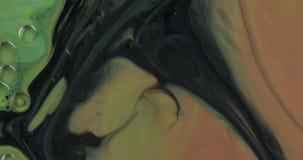 Abstracte psychedelische achtergrond E stock videobeelden