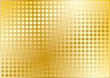 Abstracte punten 5 Royalty-vrije Stock Afbeeldingen