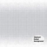 Abstracte punten vectorachtergrond stock illustratie
