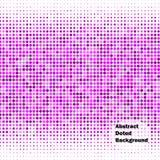 Abstracte punten vectorachtergrond vector illustratie
