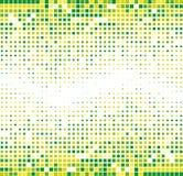 Abstracte puntenachtergrond. Vector Illustratie