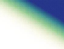 Abstracte puntenachtergrond. Royalty-vrije Illustratie