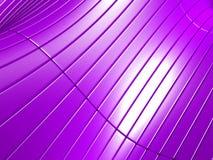 Abstracte purpere metaalluxeachtergrond Royalty-vrije Stock Fotografie