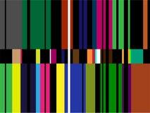Abstracte rechthoekachtergrond Royalty-vrije Stock Foto's