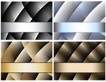Abstracte reeks als achtergrond en banner Royalty-vrije Stock Afbeeldingen