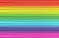 Abstracte regenboogachtergrond Stock Fotografie