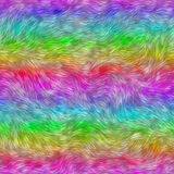 Abstracte regenboogachtergrond Stock Afbeelding