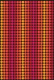 Abstracte retro achtergrond vector illustratie