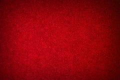 Abstracte rode geweven achtergrond Royalty-vrije Stock Afbeeldingen