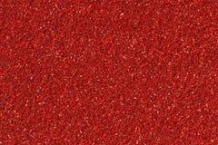 Abstracte rode Kerstmis schittert achtergrond Stock Afbeeldingen