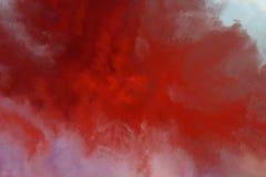 Abstracte Rode Kleurenachtergrond Royalty-vrije Stock Foto's
